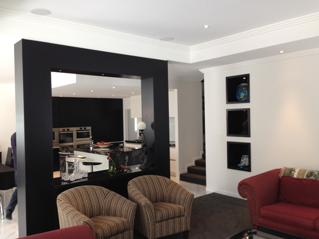 Allwall Building Products Show Home